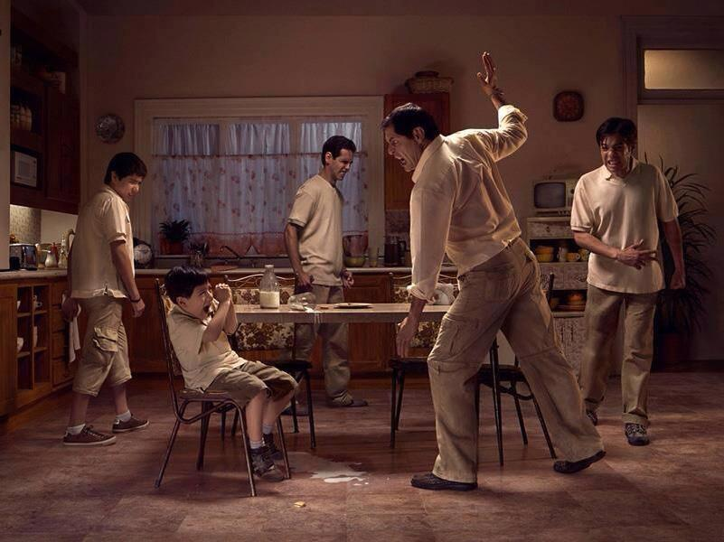 Powerful Advertisement Against Child Abuse